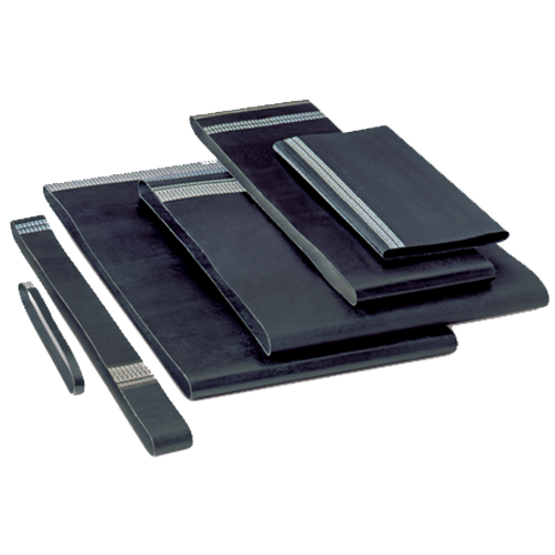 Flat belts Rubber MEGAFLAT