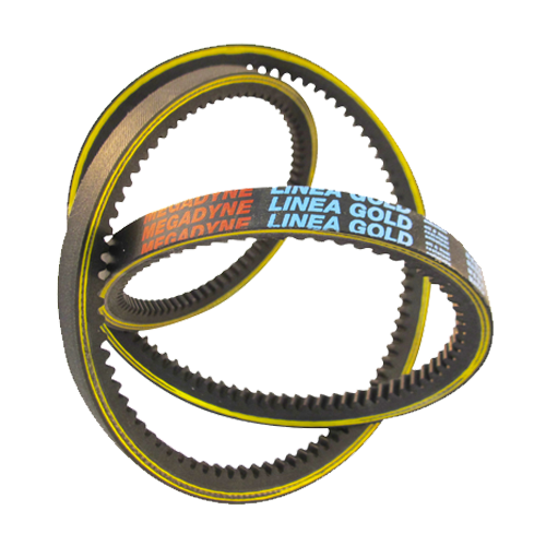 V-belts Rubber Raw Edge LINEA-GOLD