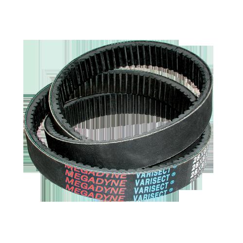 V-belts Rubber Raw Edge VARISECT