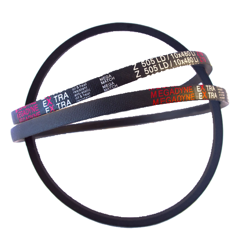 V-belts Rubber Wrapped EXTRA